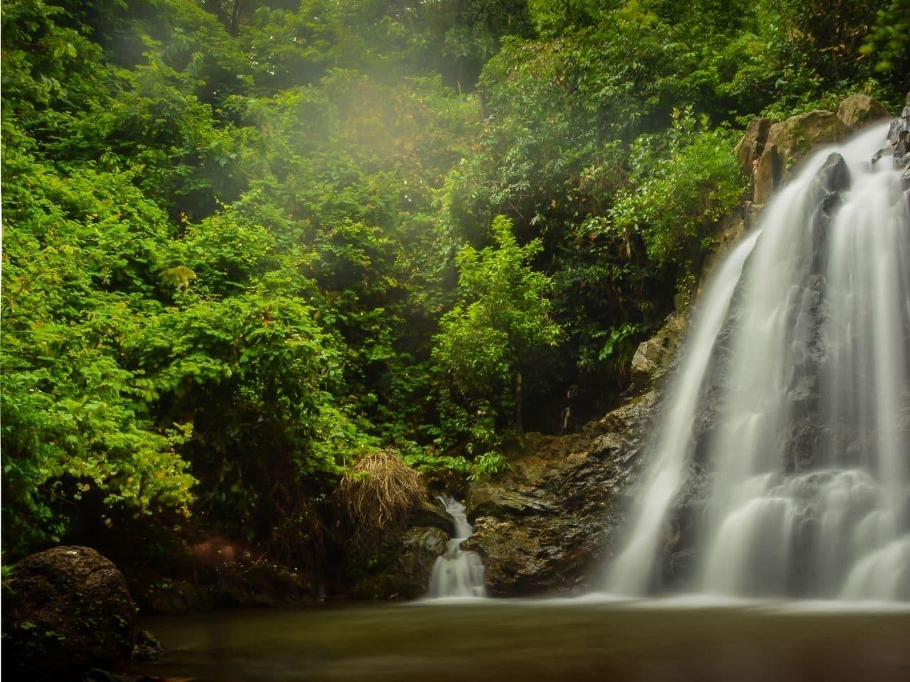 Source-waterfall